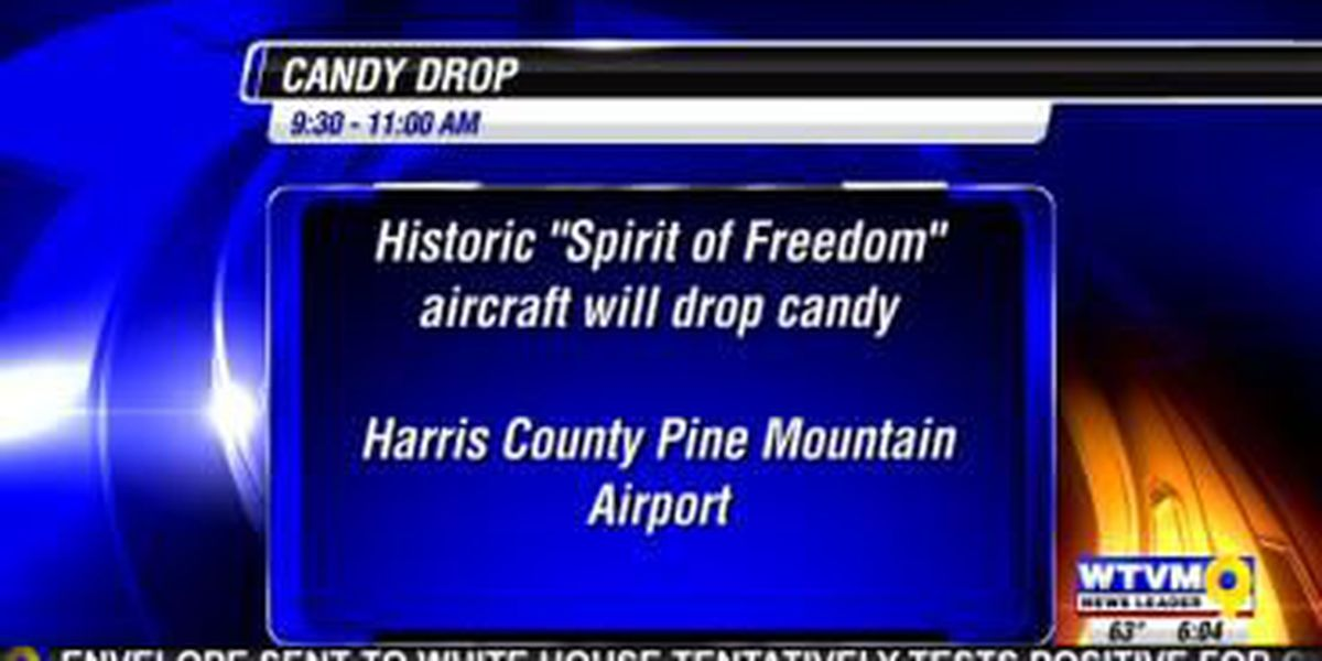 Berlin Airlift Foundation to hold Candy Drop in Harris Co. today