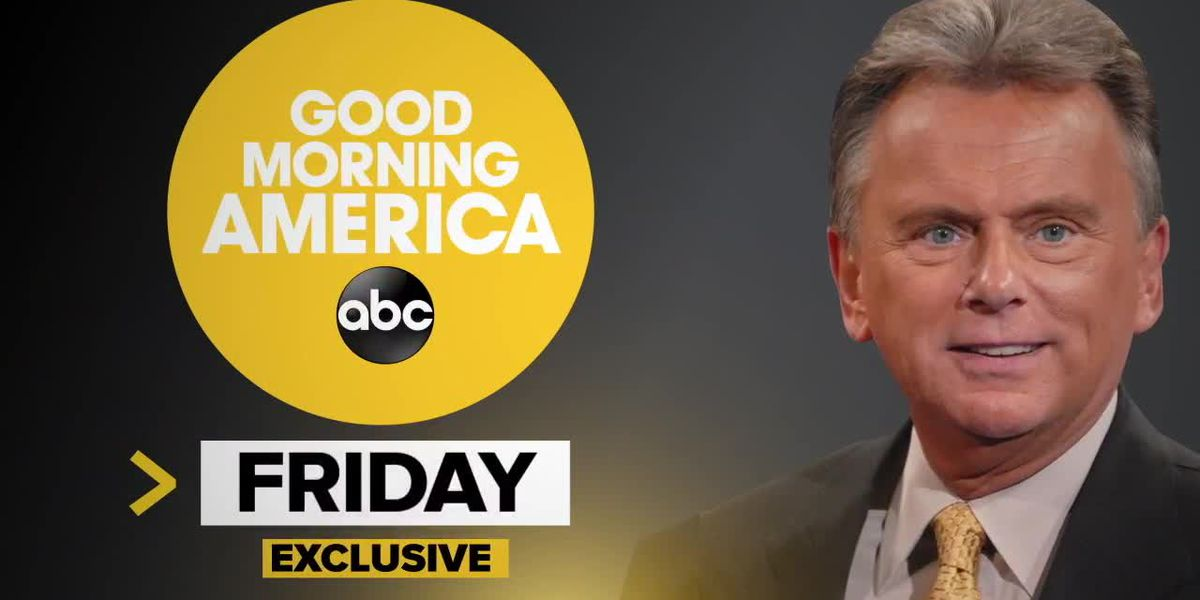 GMA to Interview Pat Sajak after his emergency surgery