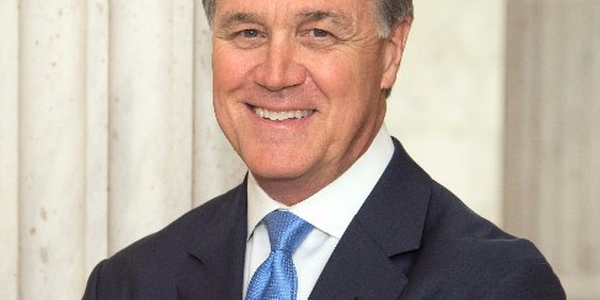 Sen. Perdue affirms Attorney General Jeff Sessions