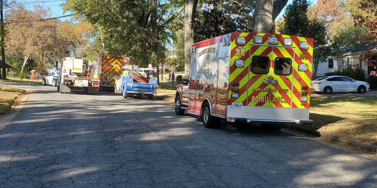 Columbus fire crews put out kitchen fire on 20th Ave.