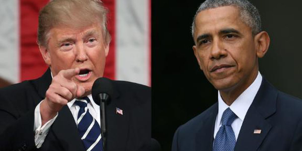 Poll: Trump, Obama tie as 2019's most admired man
