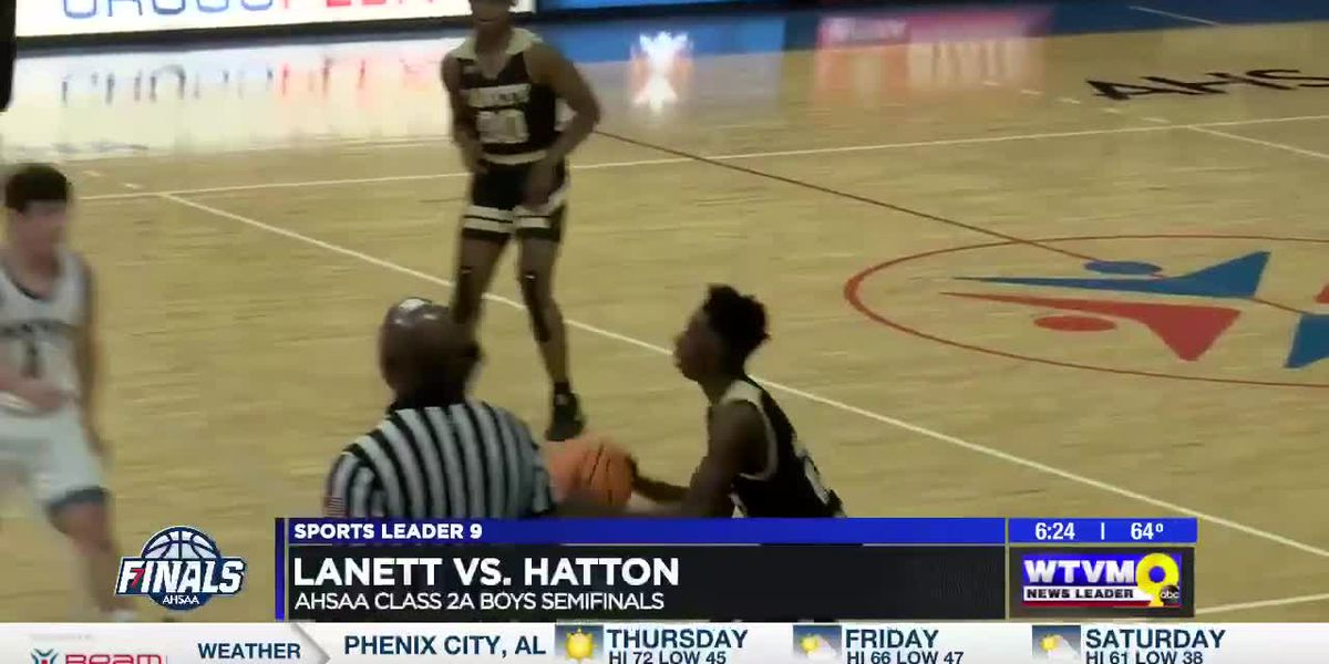 Lanett Panthers advance to state title game; Lanett girls fall in state semis