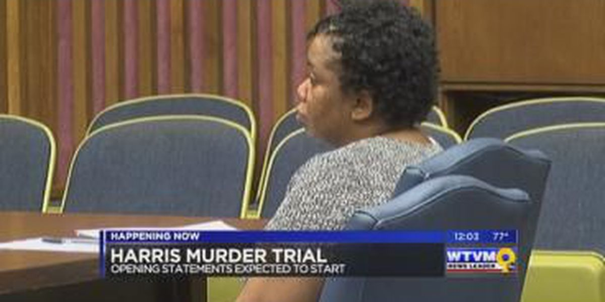 Trial begins for Columbus woman accused of killing boyfriend