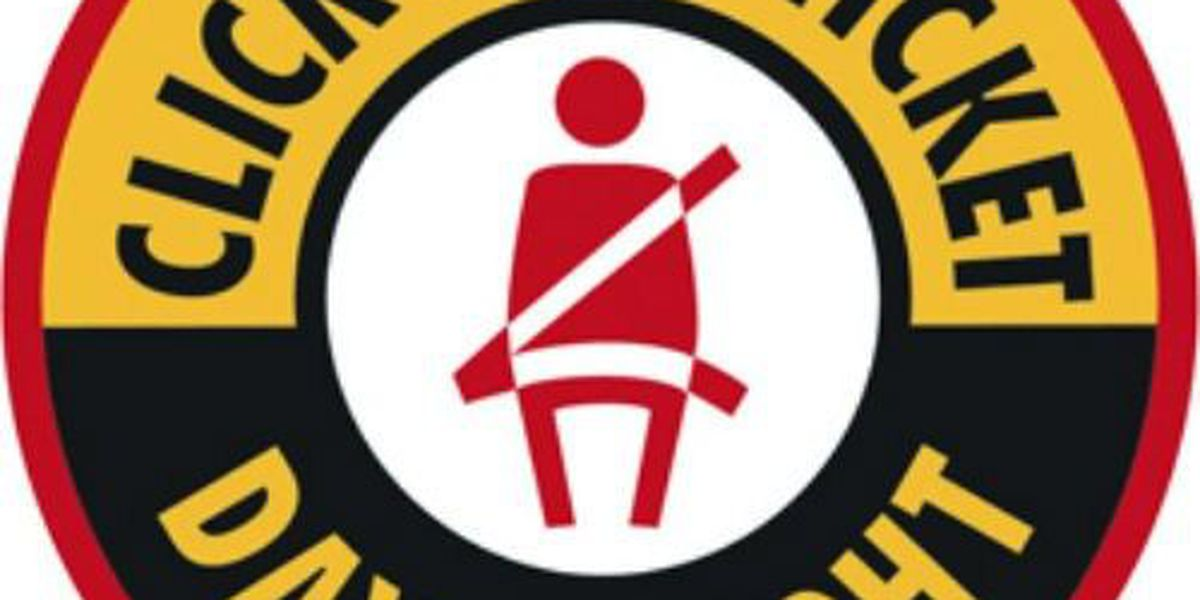 National Click it or Ticket campaign kicks off
