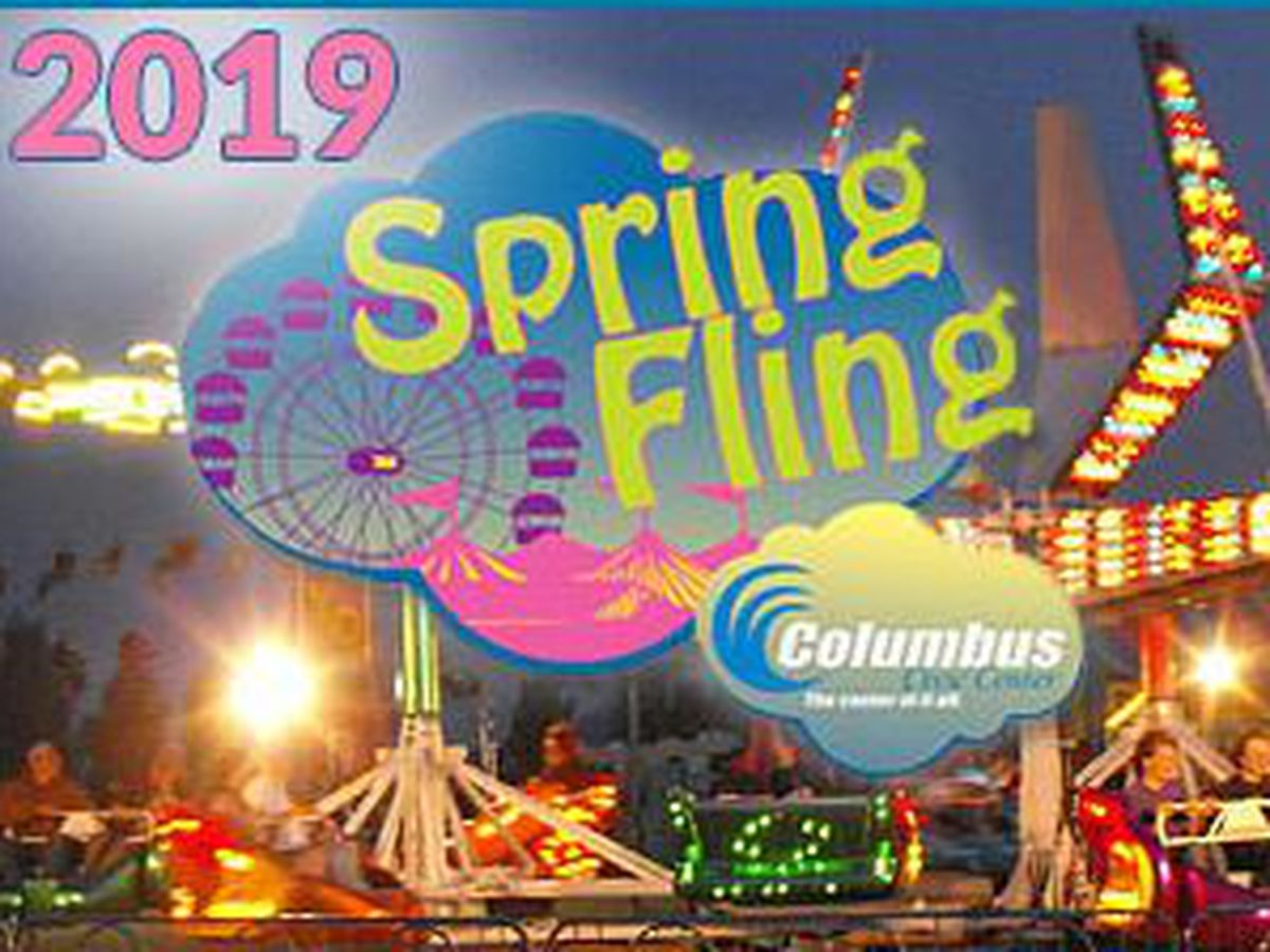 2019 Spring Fling Carnival returns to Columbus in April