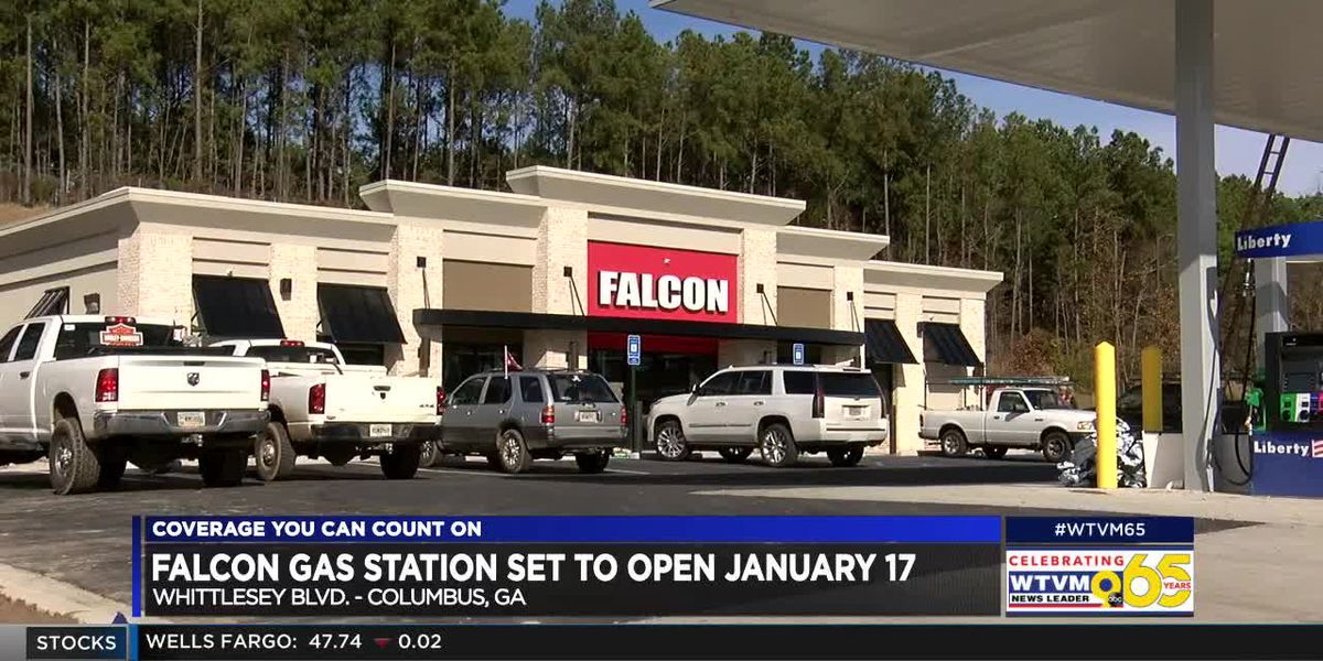 New gas station set to open at Columbus Park Crossing