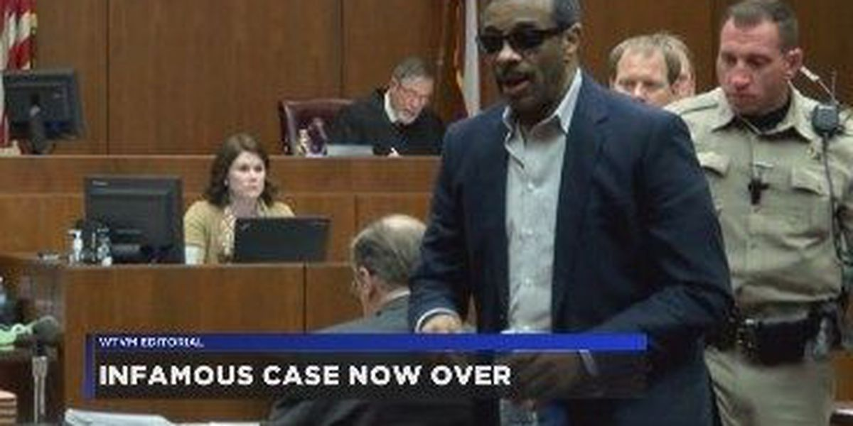 WTVM Editorial 3/19/18: Infamous case now over