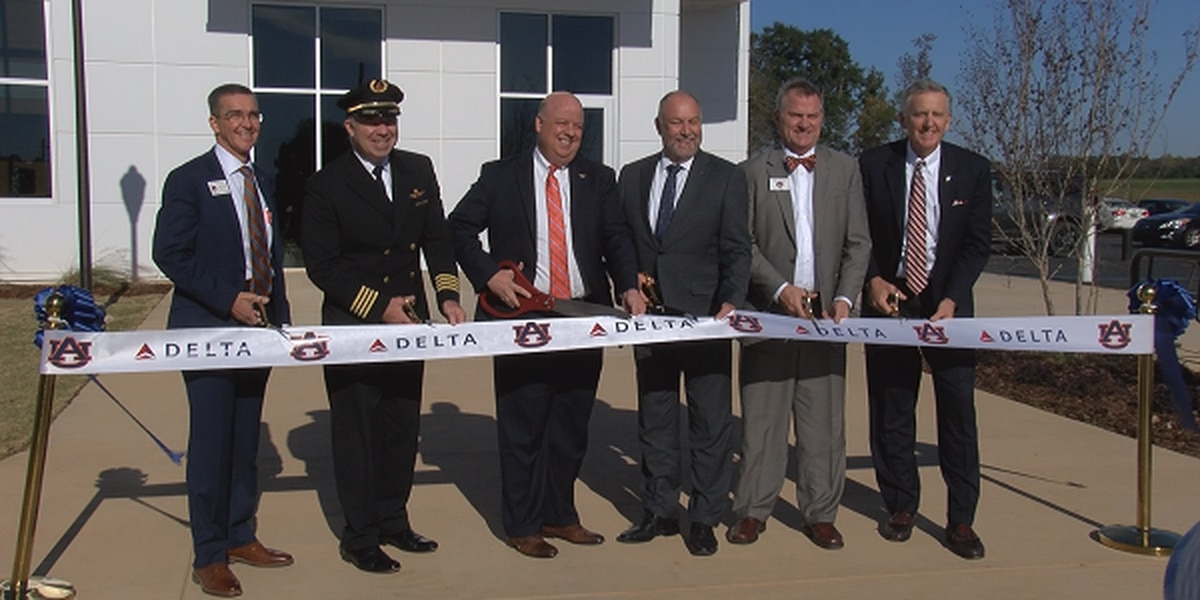 Auburn Aviation Education unveils new state of the art facility
