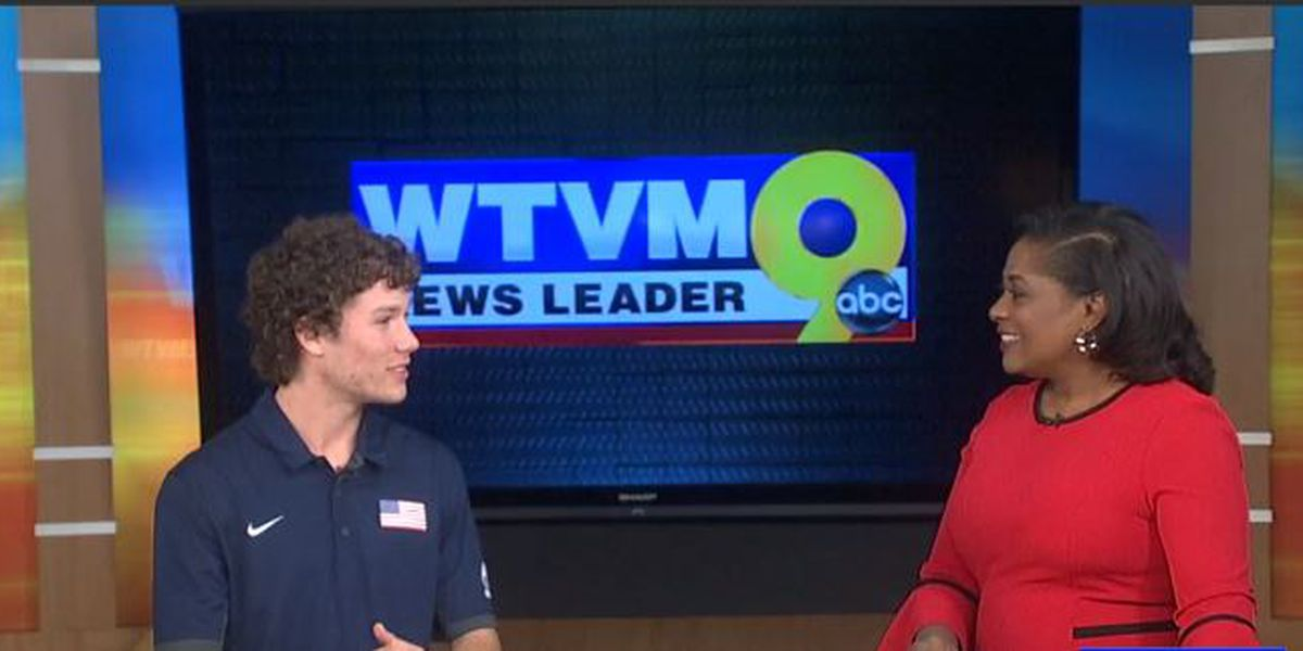 GUEST SEGMENT: 16-year-old selected as grand marshal of Bi-City Christmas Parade
