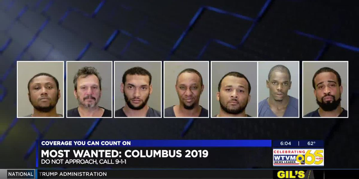 Columbus police name 2019 Most Wanted list