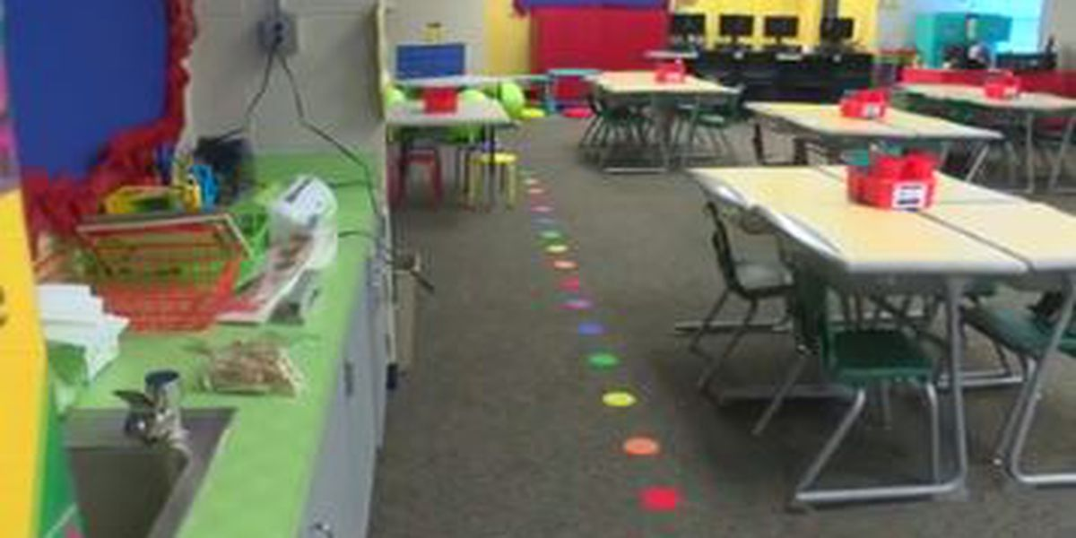 Phenix City teachers prepare for school with time and money
