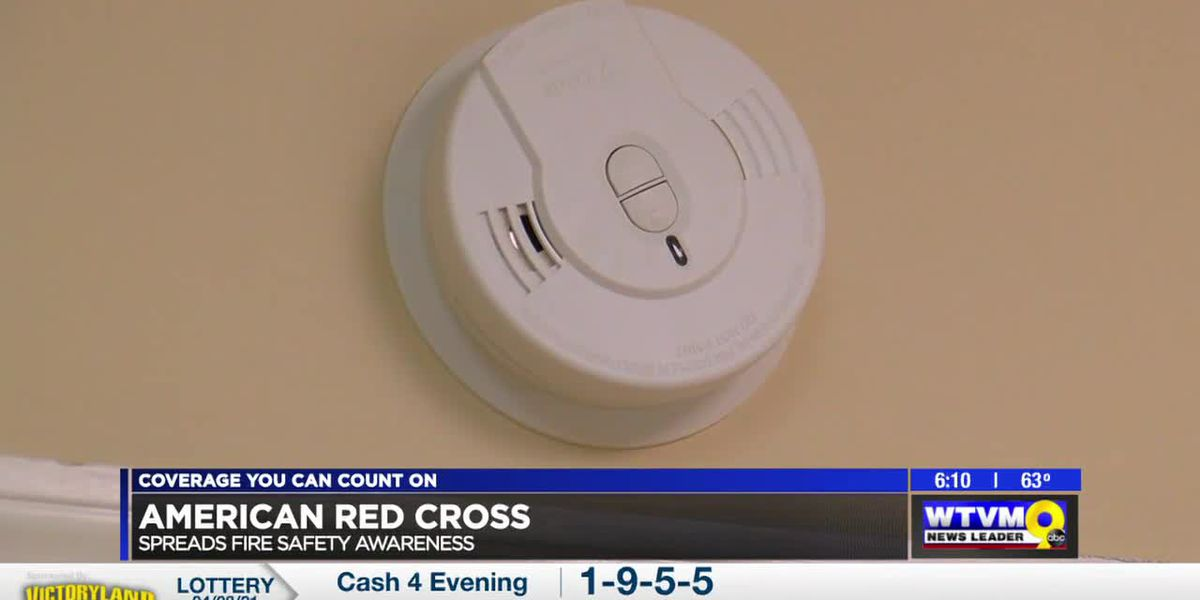 American Red Cross launches virtual fire safety campaign