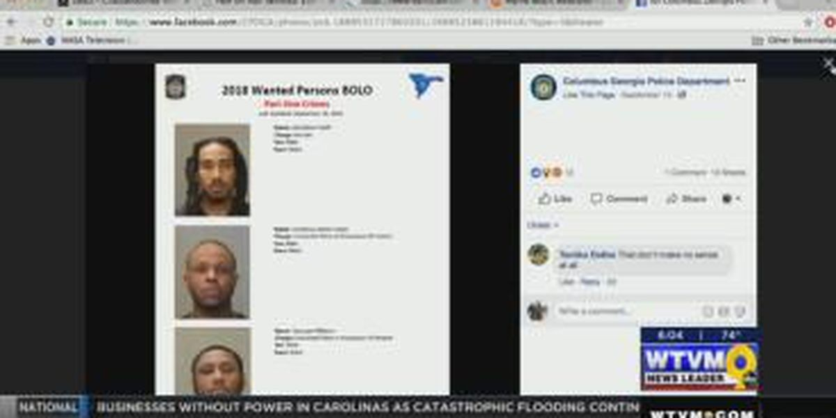 VIDEO: Columbus police name 18 most wanted suspects of 2018