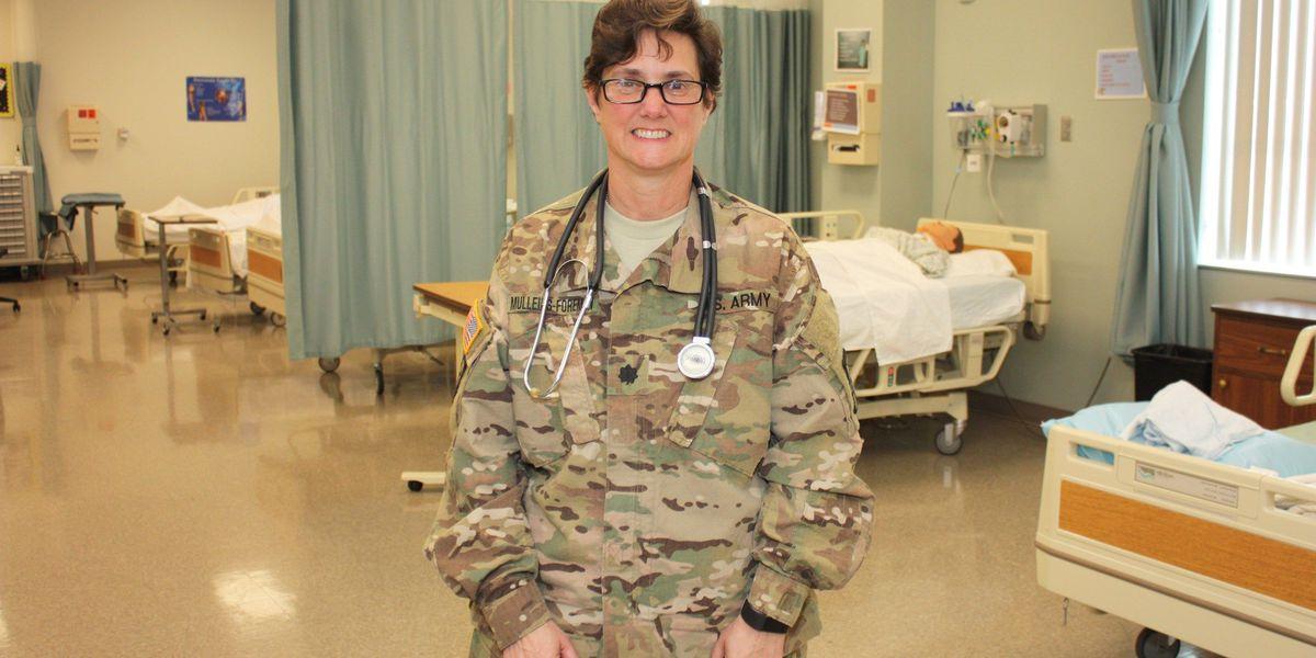 Georgia Southwestern nursing professor to deploy to Afghanistan