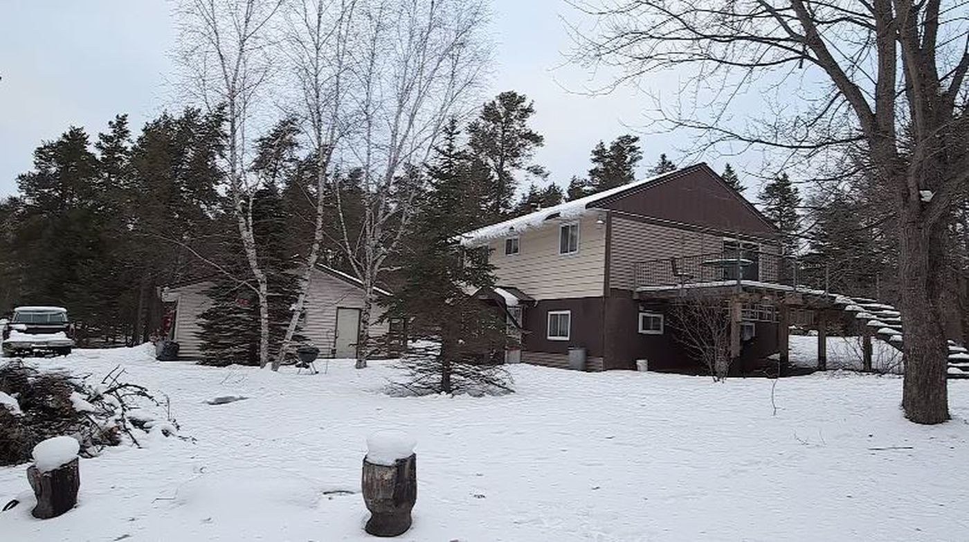 Police say 13-year-old Jayme Closs escaped from this home in Gordon, WI, after being held captive there for nearly three months. (Source: CNN)