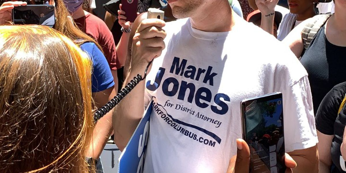 ELECTION RESULTS: Race for DA ends with Attorney Mark Jones as winner