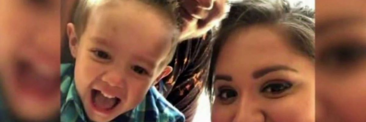 Texas boy who lost parents to COVID-19 turns 5 with massive parade