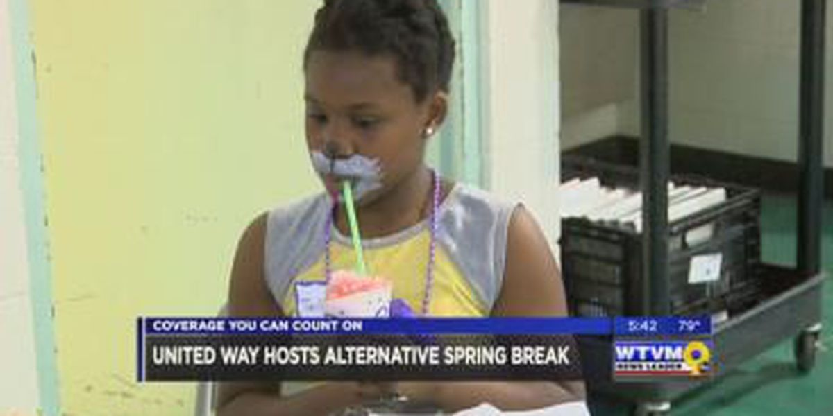 United Way hosts alternative spring break