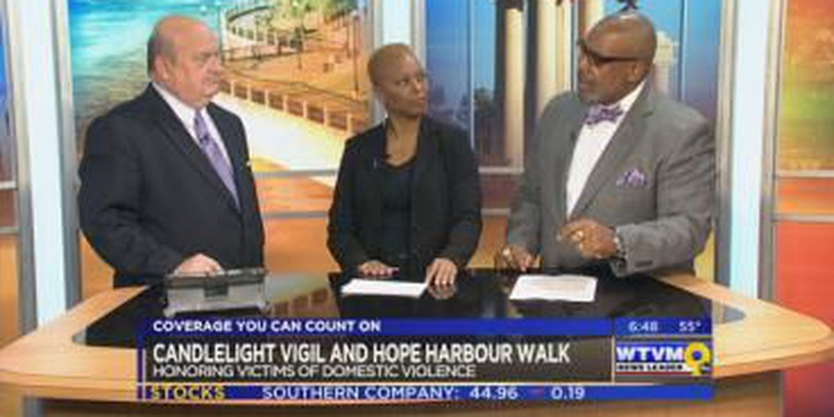 SEGMENT: Judicial Circuit round table to hold domestic violence walk
