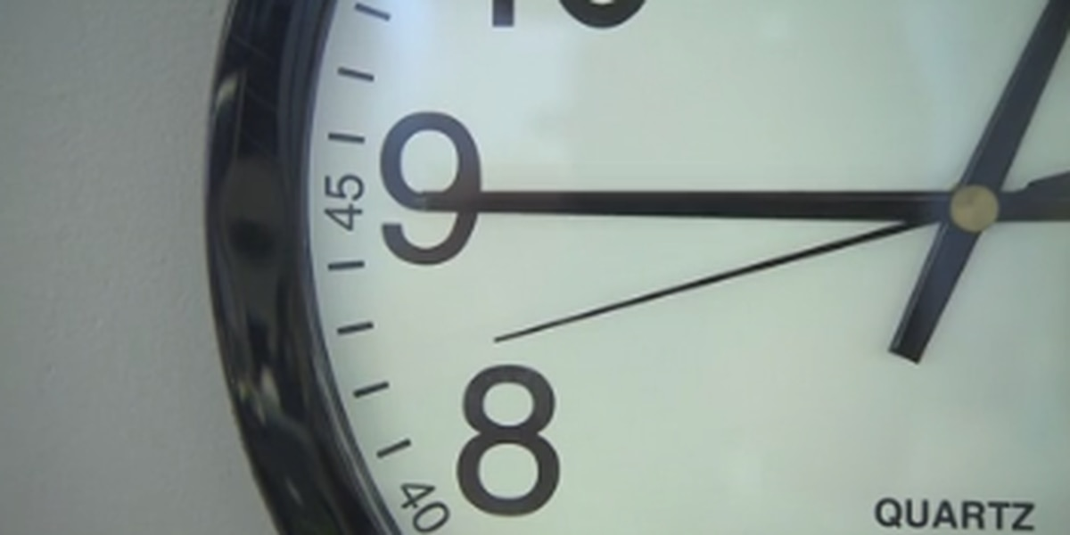 Ga. voters to decide the future of daylight saving time