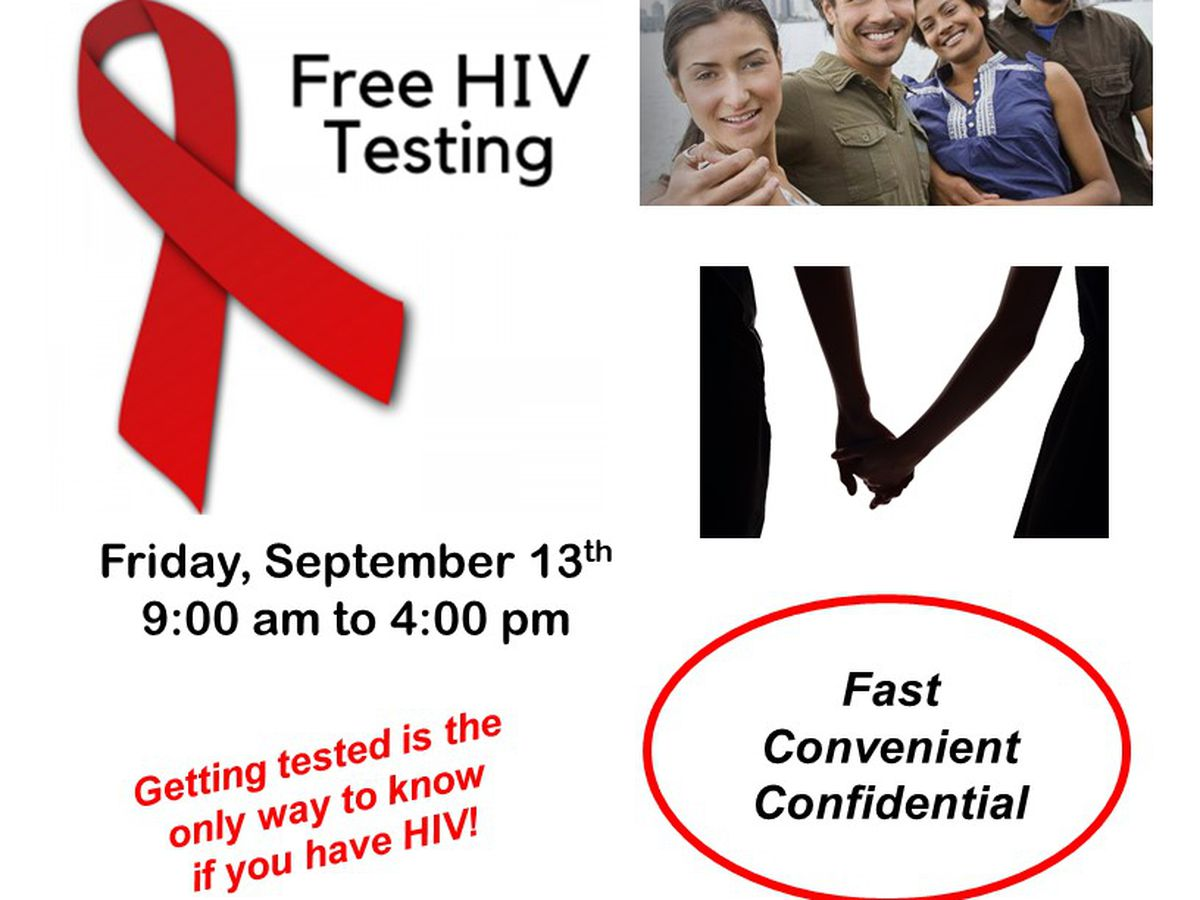 Harris County Health Department offering free HIV testing