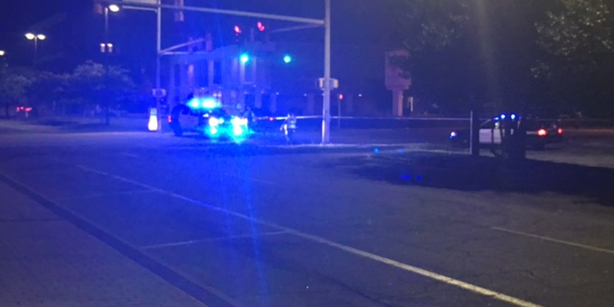 UPDATE: Pedestrian killed at intersection of 13th St. and 1st Ave. in Columbus