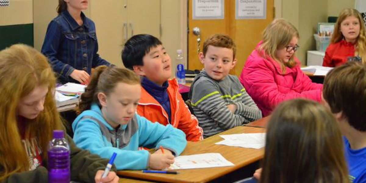 Slideshow: Chinese delegation visits Calvary Christian School