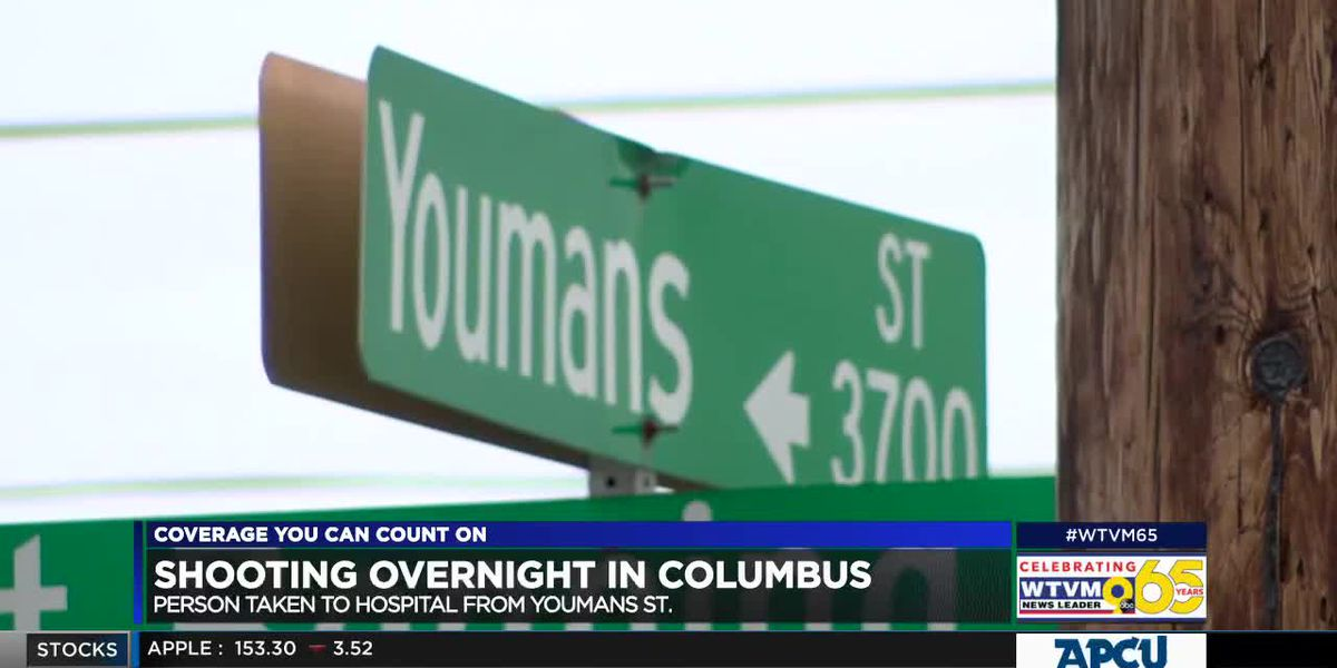 Columbus police investigating shooting on Youmans St.