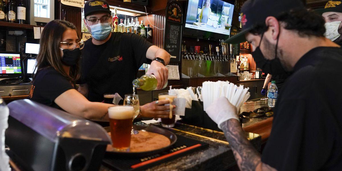 Trump cuts WHO funding as US economy clouds speedy coronavirus recovery