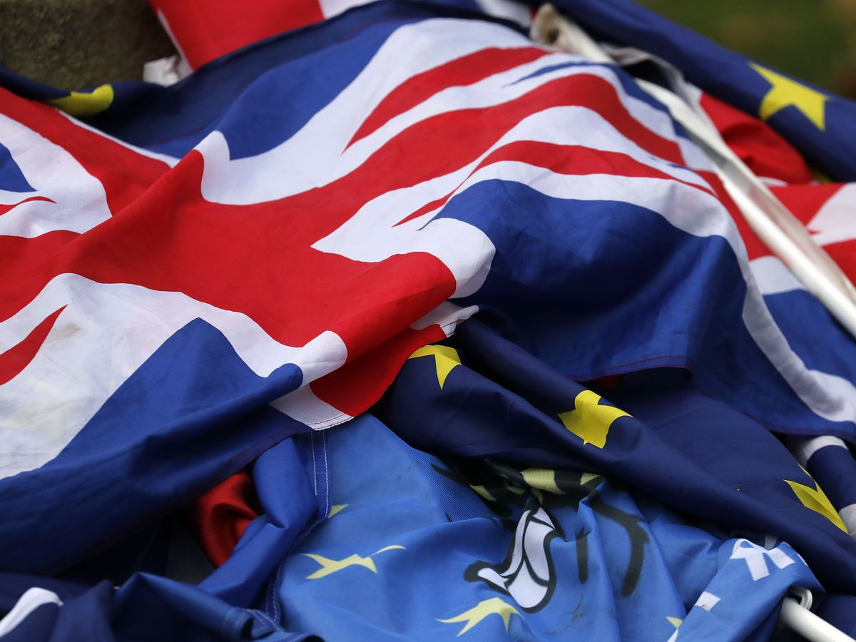 The Latest: German business urges swift Brexit resolution