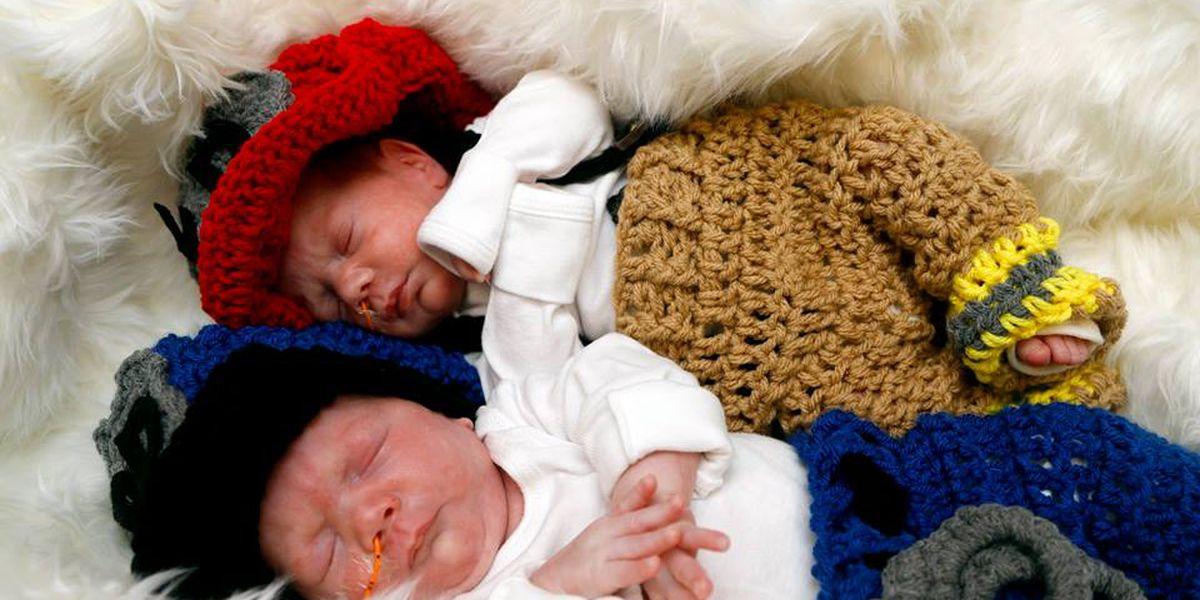 Babies in Piedmont Columbus Regional's NICU show off Halloween costumes