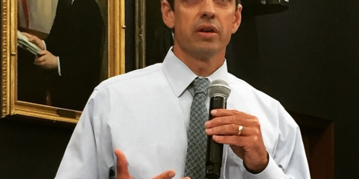 Rep. Tom Graves releases a statement on the government shutdown