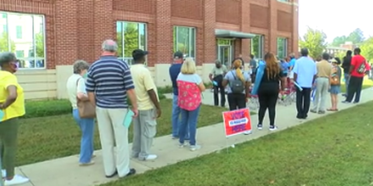 Voters in Muscogee Co. share early voting experience