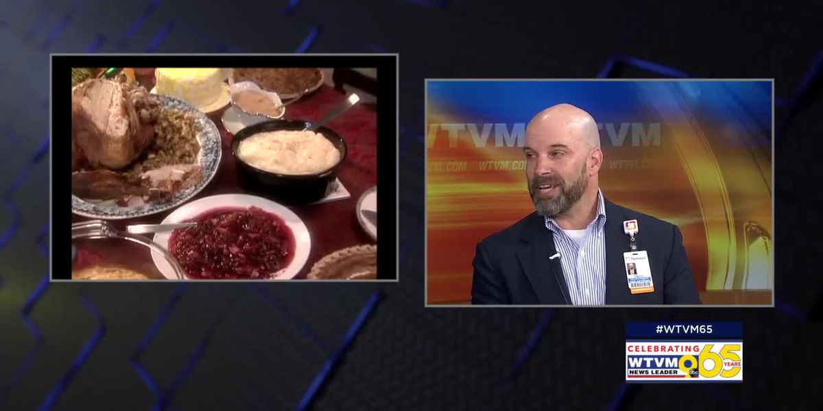 GUEST SEGMENT: Eating healthy during the holidays