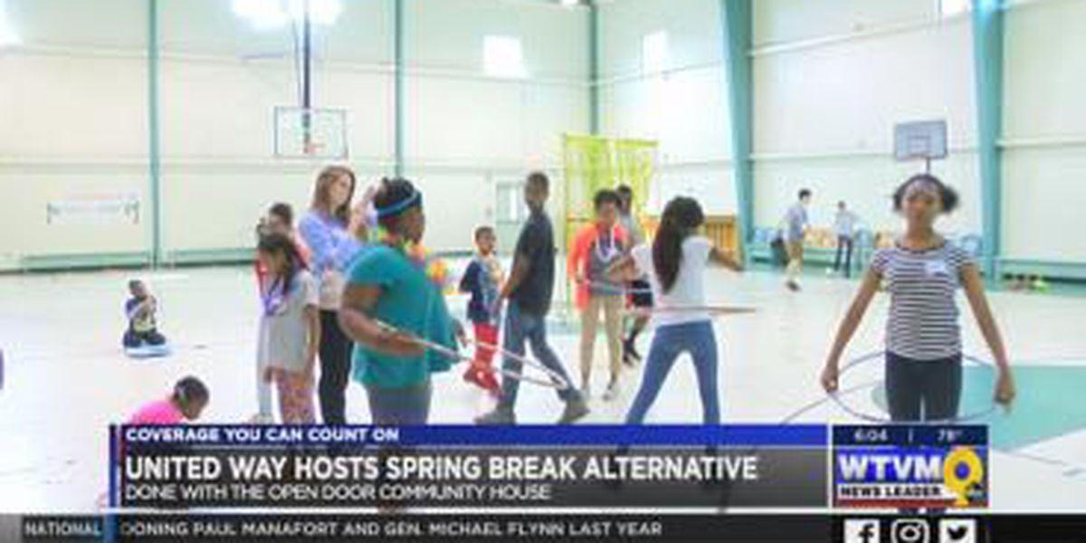 United Way hosts annual Alternative Spring Break in Columbus