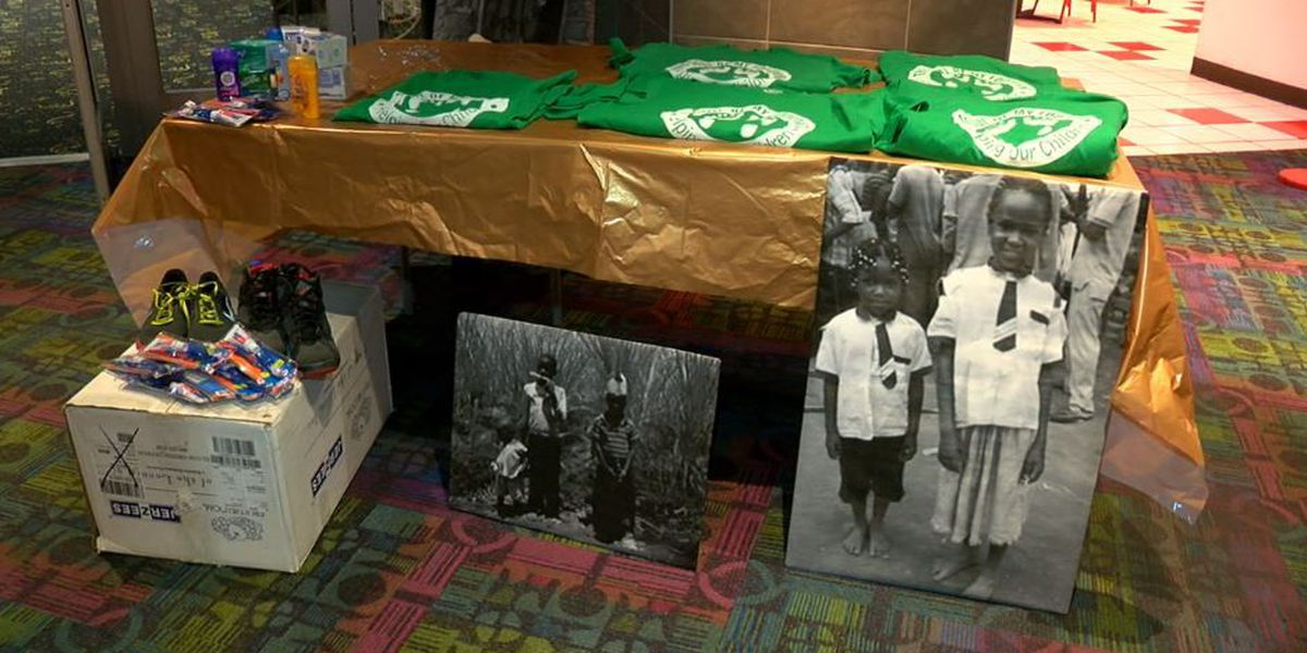 Columbus group raises money for Uganda mission trip