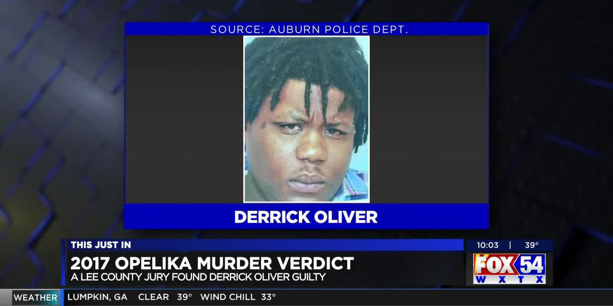 Man found guilty in 2017 shooting death of Auburn woman