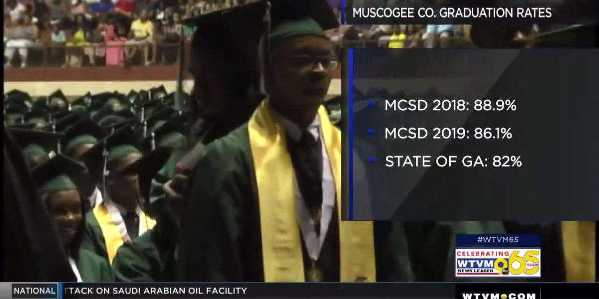 MCSD graduation decreases, remains above the state average