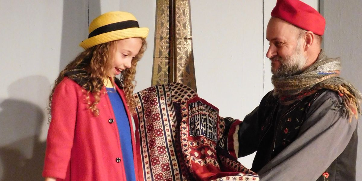 Family Theater to open new holiday musical: Madeline's Christmas