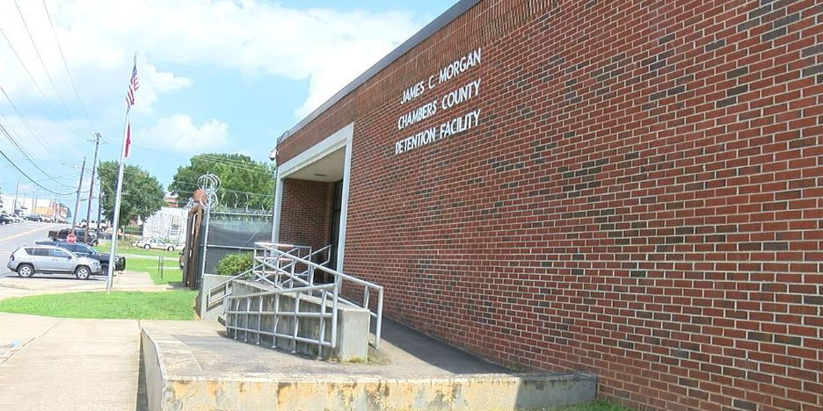 Multi-million dollar renovations planned for Chambers County Jail