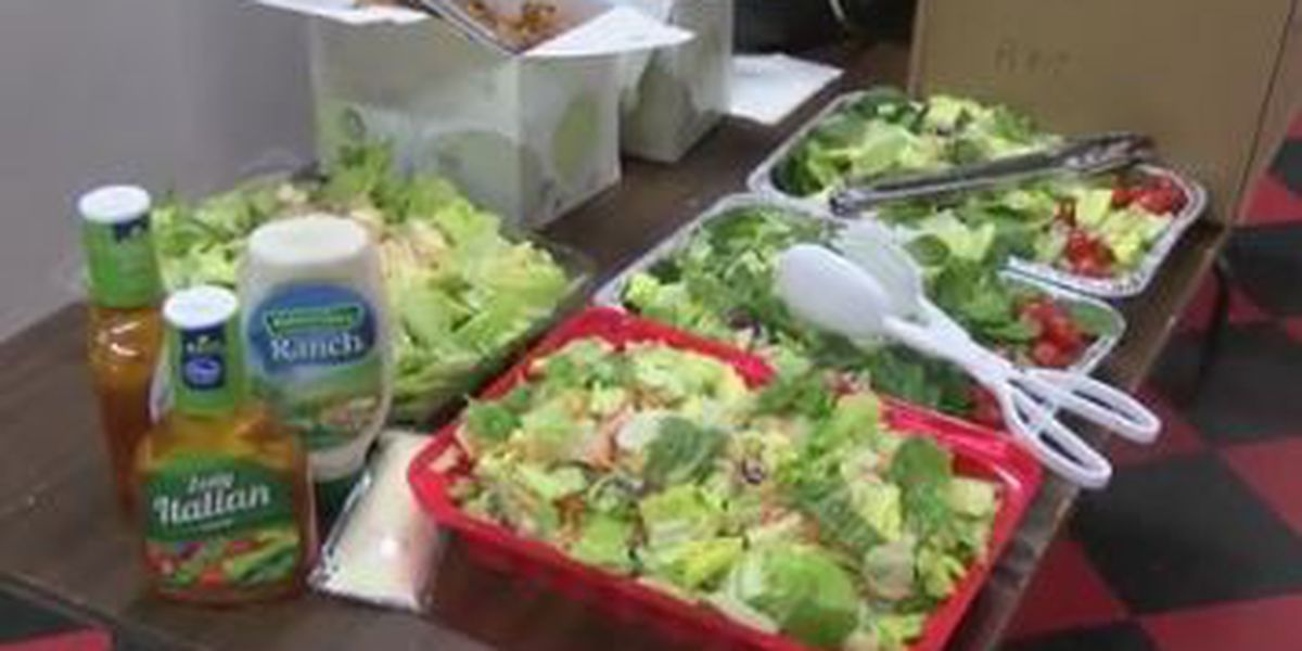 Smiths Station Fire Department offering free meals to community members in need