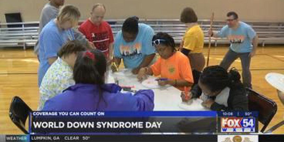 Amerigroup, Columbus Parks & Rec observe World Down Syndrome Day