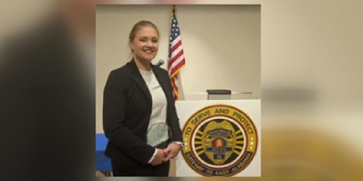 Phenix City police officer named CrimeStopper of the Year