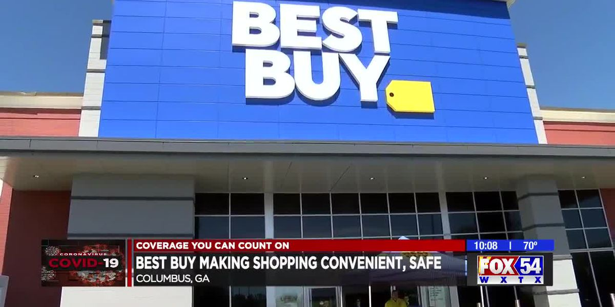 Best Buy makes shopping convenient during COVID-19 pandemic