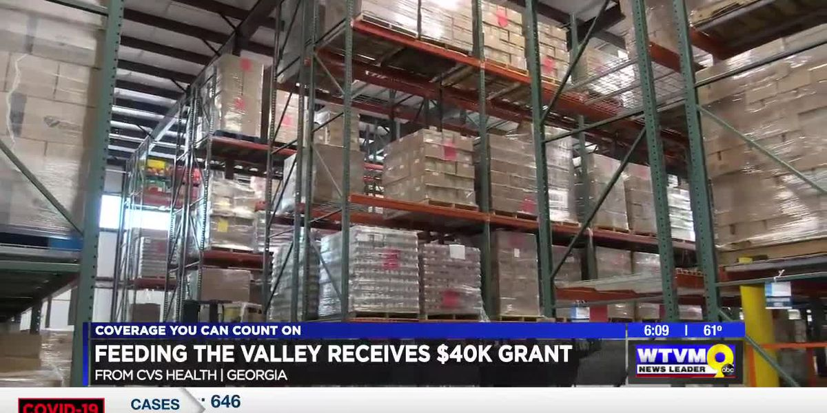 Feeding the Valley Food Bank receives $40K grant from CVS Health
