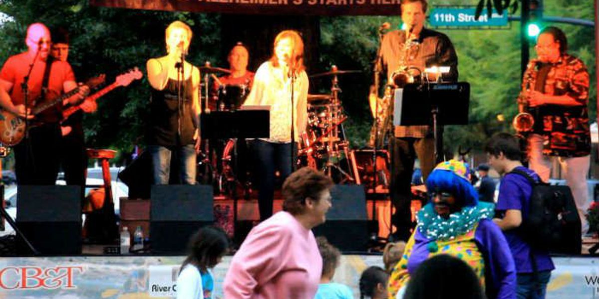 Rock Candy rocks Friday night's Uptown Concert Series