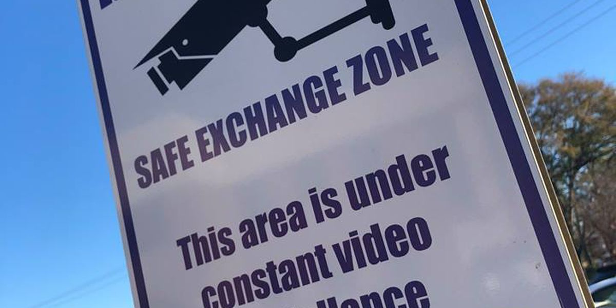 LaGrange Police Dept. offering safe exchange zone for online sales transactions