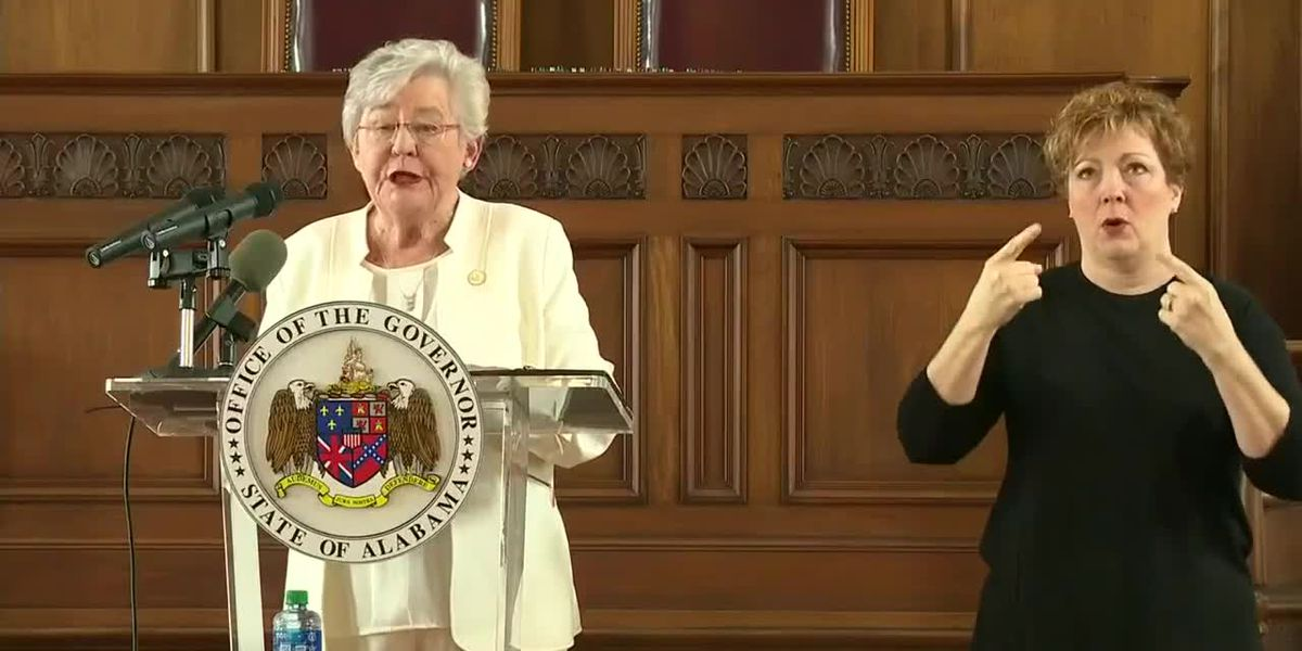 Gov. Kay Ivey allocates $100 million to increase internet access for students