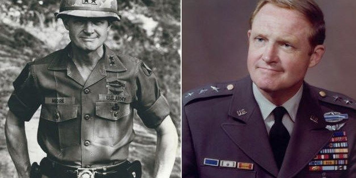 Funeral, memorial services held for famed Vietnam vet Hal Moore