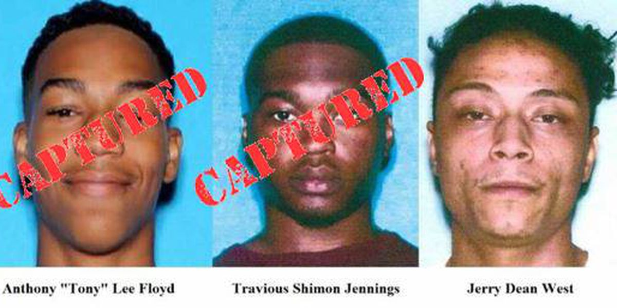 UPDATE: LaGrange police arrest 2 armed robbery suspects, continues search for third suspect